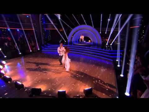 Stevie Wonder Live My Cherie Amour -Anna &amp; Tony-DWTS'16-Week-6