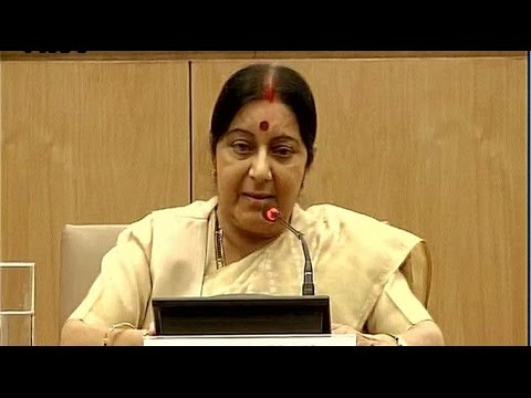China Not Opposing Indias NSG Membership Bid Confirms Sushma Swaraj