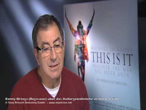 Michael Jackson This Is It Interviews I Kenny Ortega, Travis Payne