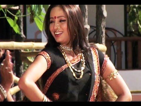 Baya Chalali Zhokaat (Marathi DJ Mix) - Latest Marathi Dance...