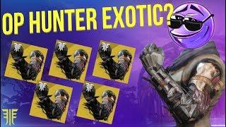 Overpowered Hunter Exotic? (Shards of Galanor) Destiny 2 Forsaken