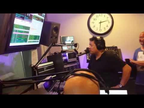 Start  DB 962 Radio  Amsterdam 3 juli 2015