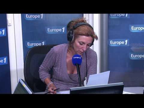 Jean-Yves Le Drian et Valérie Trierweiler dans la voix de Nicolas Canteloup... Voici le zapping mat