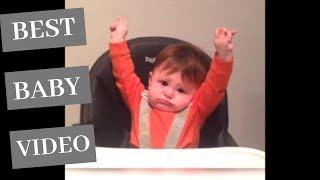 Best funny Babies Video 2019