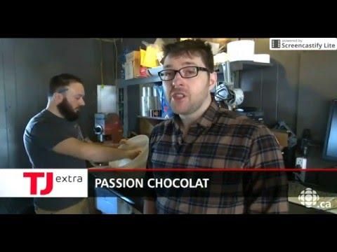 Radio-Canada - TJ Extra - 12 février 2016