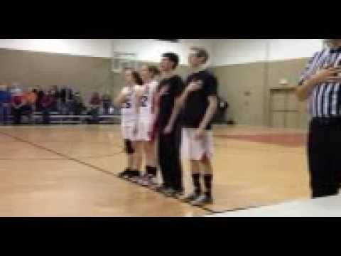 Bloomsburg Christian School National Anthem.3gp