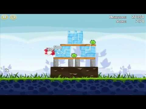 Let's Play Angry Birds - #1 Czyli wkurzone ptaki