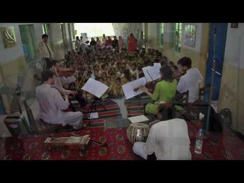 Cultures in Harmony - National Anthem of Pakistan