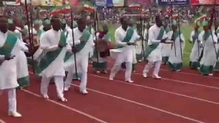 Tsedik Tsehay Choir - Amazing Worship at Ethiopian Stadium