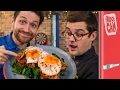 Loaded Sweet Potato Recipe ft Spencer FC & Alex | FridgeCam