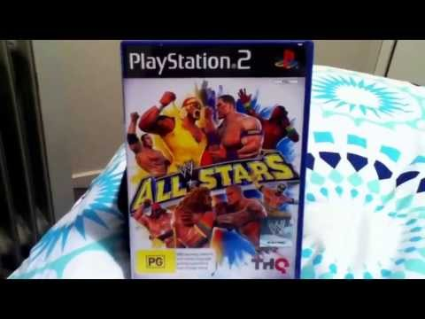 WWE All Stars: unlock everything from a cheat code