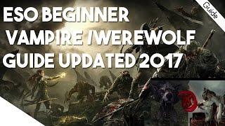 download lagu Elder Scrolls Online Beginners Guide - Vampire/werewolf Everything You gratis