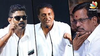 I'm Kannadiga with better Tamil than you : Prakash Raj, Mysskin's Controversial Speech