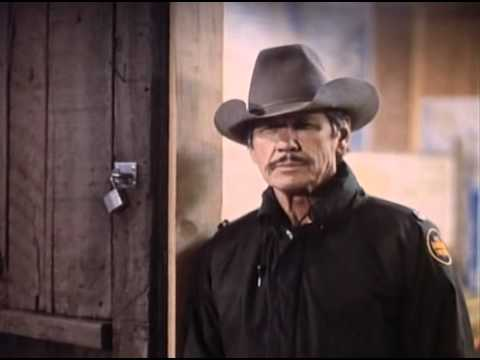 Charles Bronson is the ultra stare-master