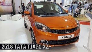 Tata Tiago XZ+ - Exterior & Interior - Quick Walkaround | AUTOBICS