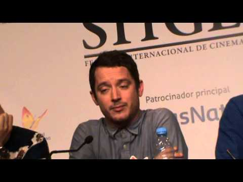 Elijah Wood presenta en Sitges 2013 Grand Piano