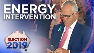 Malcolm Turnbull blasts Coalitionвs energy plans  Nine News Australia