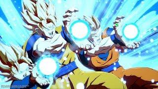 Dragon Ball FighterZ: All Super Move Ultimate Attacks & Transformations (So Far)