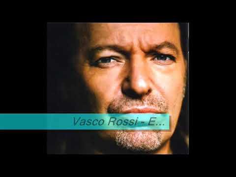 vasco rossi - e... with lyrics