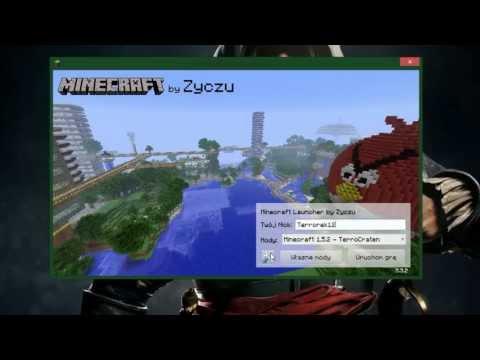 ★Minecraft by Zyczu 1.7.9★- PingwinPack i automatyczna instalacja modów!