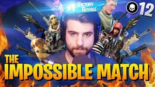 SypherPK Wins An Impossible Match (Fortnite Battle Royale)
