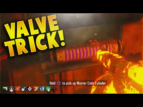 GOROD KROVI - HOW TO SOLVE THE VALVE STEP IN 1 ROUND! (Valve Step Generator!) BO3 Zombies Guide!