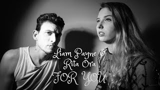 Download Lagu Liam Payne & Rita Ora - For You (Fifty Shades Freed Soundtrack) (Cover) Gratis STAFABAND