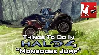 Things to do in_ Halo 4 - Mongoose Jump