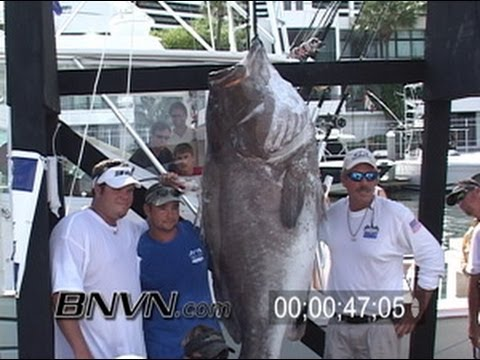 8/6/2005 Fishing tournament video