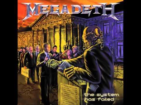 Megadeth - Tears In A Vial