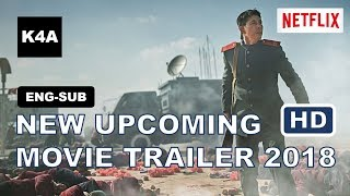 New Movie Trailer 2018: Steel Rain (Eng-Sub) / Nuclear War movie (USA vs North Korea) / 강철비