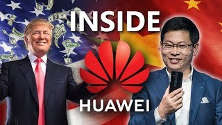 Inside HUAWEI after Trumps BAN - HongMeng OS is coming !