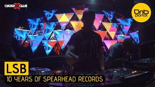 LSB - 10 Years of Spearhead Records [DnBPortal.com]