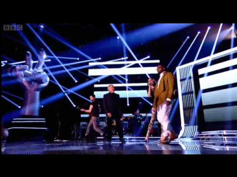 The Voice UK Season 2 Coaches Performance