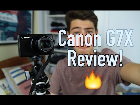 Canon Powershot G7X Review: The Best Point and Shoot?