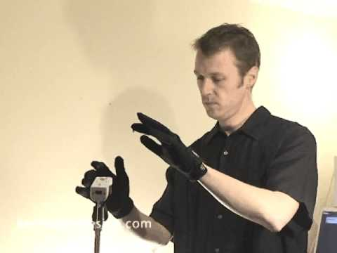 Wii Theremin - Star Trek Theme