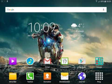 How to root Samsung galaxy tab s2 Links in descpription