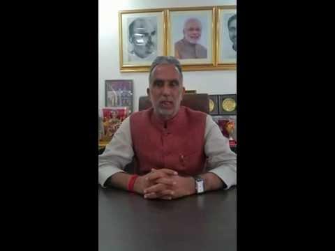 Pls Join 6 Sep PM Modi  Rally, Krishanpal Gurjar
