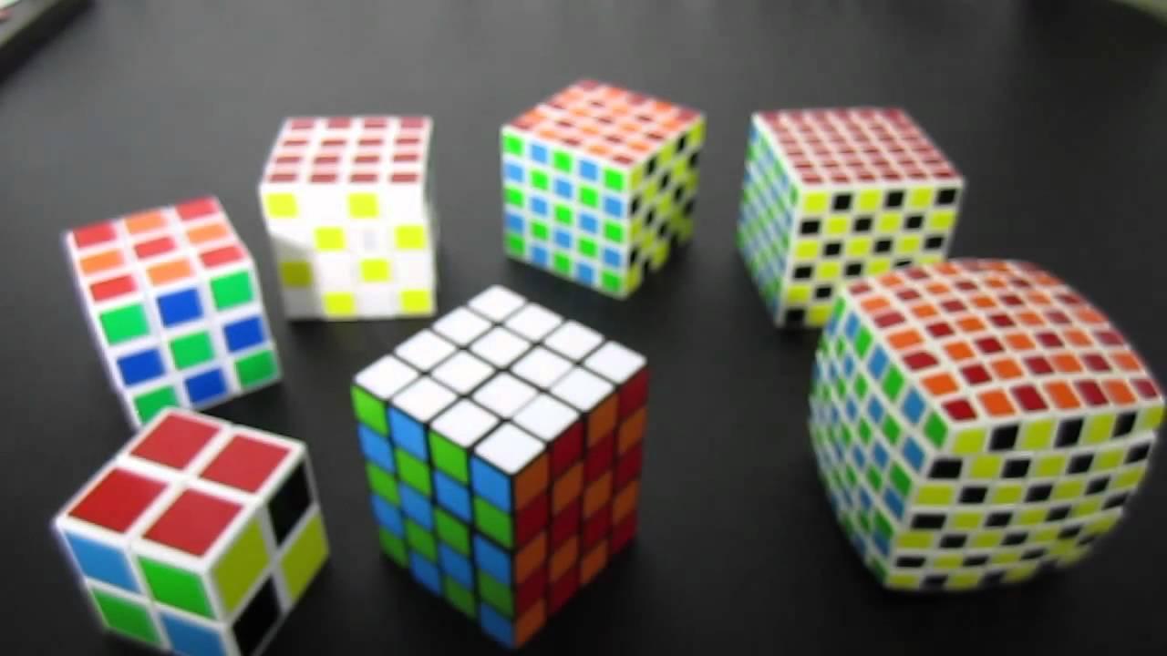 patterns for 4x4 rubiks cube
