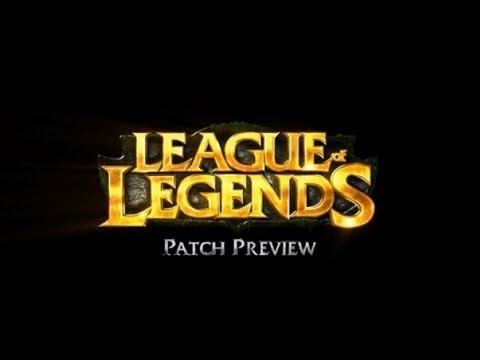 League of Legends Patch Preview - Freljord 3.06 [PT-BR]