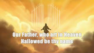 OUR FATHER (With Lyrics) : Don Moen