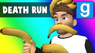 Gmod Death Run Funny Moments - Super Monkey Ball Map! (Garry's Mod)