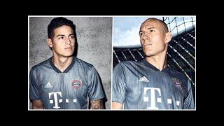 Ungewohnt: Das ist neue Trikot des FC Bayern für die Champions League  