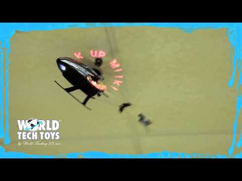 World Tech Toys Introduces the Sky Messenger Gyro Helicopter