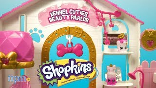 Shopkins Season 9 Wild Style Kennel Cuties Beauty Parlor from Moose Toys