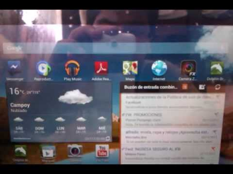 jelly bean en samsung galaxy tab 2 GT-P5110 solo wifi. no 3g