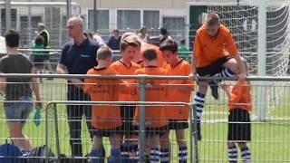 Regiofinale KNVB #Schoolvoetbal 2017 district West II Mariaschool Groep 7