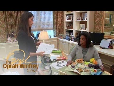 Oprah Goes Vegan for a Week - The Oprah Winfrey Network - OWN