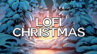 christmas lofi hip hop & chillhop radio - beats to study/chill/relax
