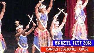 Brasil Fest 2018 | Brazil Carnival Outfits | Capoeira | Beautiful Dances | Seattle Event